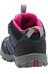 Keen Youth Oakridge Mid WP Shoes Dress Blues/Very Berry